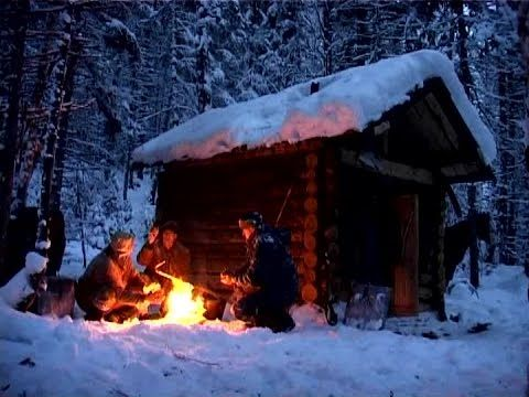 Охота в Прибайкалье. Берлога - YouTube