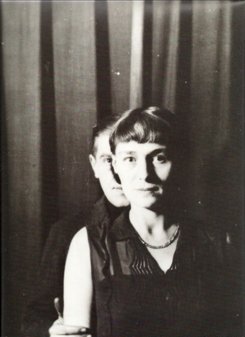 René & Georgette Magritte.