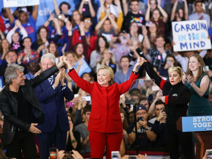 Virginia election results: Hillary Clinton edges victory in unexpectedly close state after Trump surge #virginia #election #results…