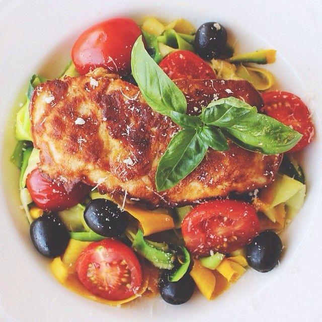 Rezept hahnchen tomaten oliven