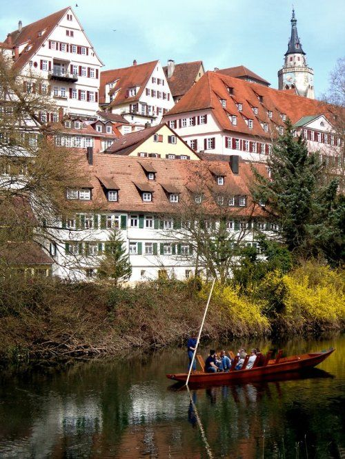 Tübingen Frankfurt