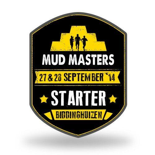 Starters Badge Mudmasters 2014 Obstacle Run Pinterest