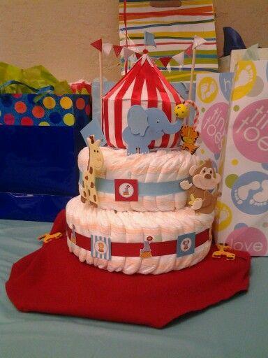 How To Make A Dumbo Cake