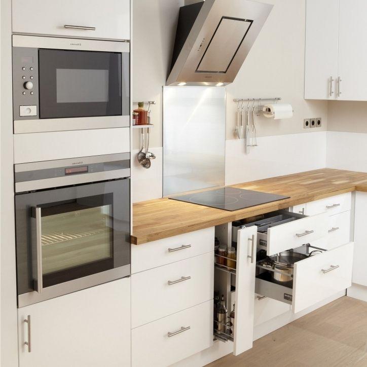 Le Plus Elegant Avec Superbe Facade De Meuble De Cuisine Leroy Merlin Dans Lyon Meuble Cuisine Blanc Meuble Cuisine Cuisine Moderne