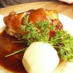 Roast Pork Hock Leg @ allrecipes.com.au