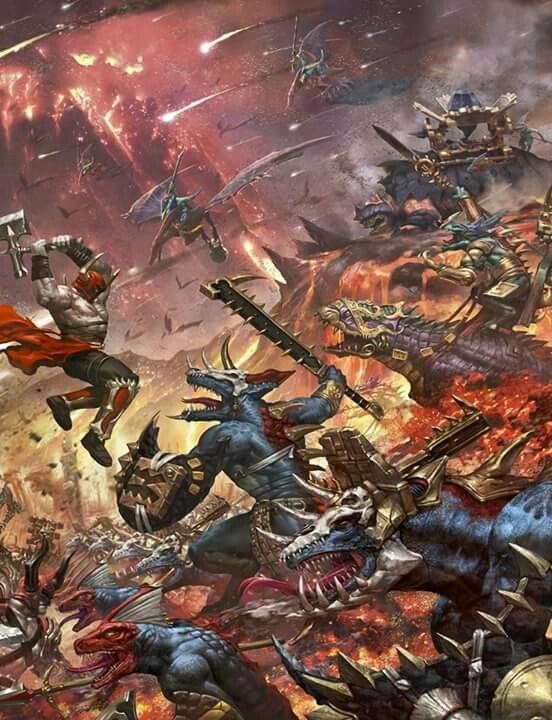[Warhammer: Age of Sigmar] Collection d'images : Générique - Page 3 98287d2720b41bc311c68645ea0f0658