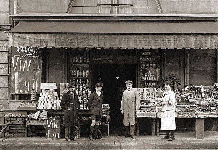 68 best anciens commerces anciennes boutiques toulouse ann es 1920 images on pinterest. Black Bedroom Furniture Sets. Home Design Ideas