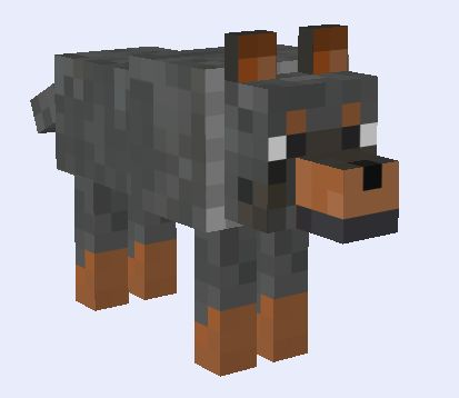 how to make a dog follow you in minecraft