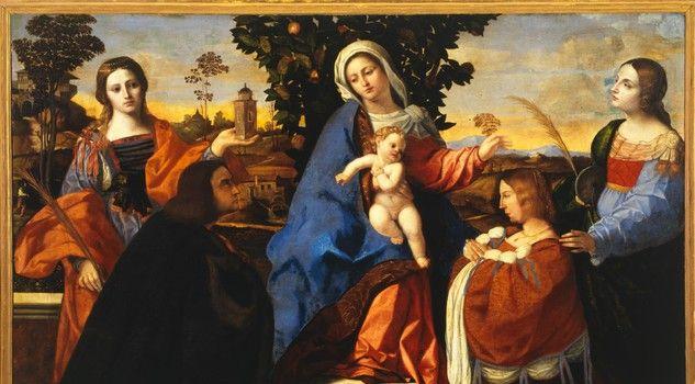 Palma il Vecchio, le pale e i ritratti - Arte - In cartellone - Lifestyle