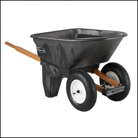 Rubbermaid Wheelbarrow Wheels
