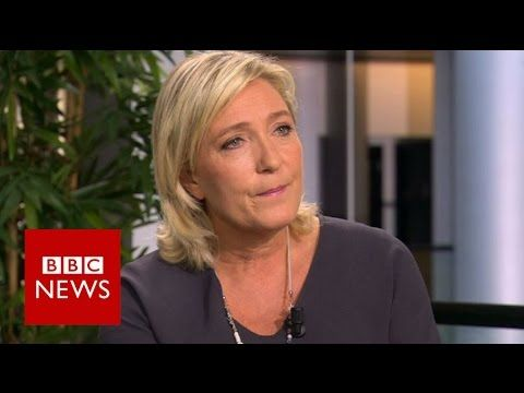 "Marine Le Pen: Brexit ""most important event since the fall of the Berlin..."