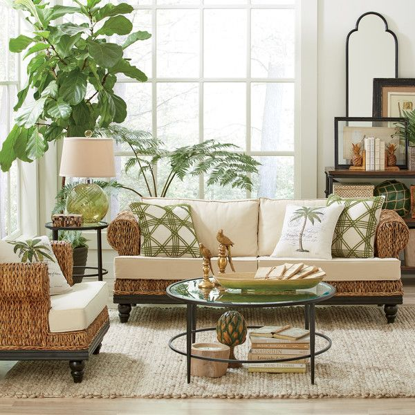 Last Minute Labor Day Deals   The Short List. Tropical Living RoomsNatural  ...
