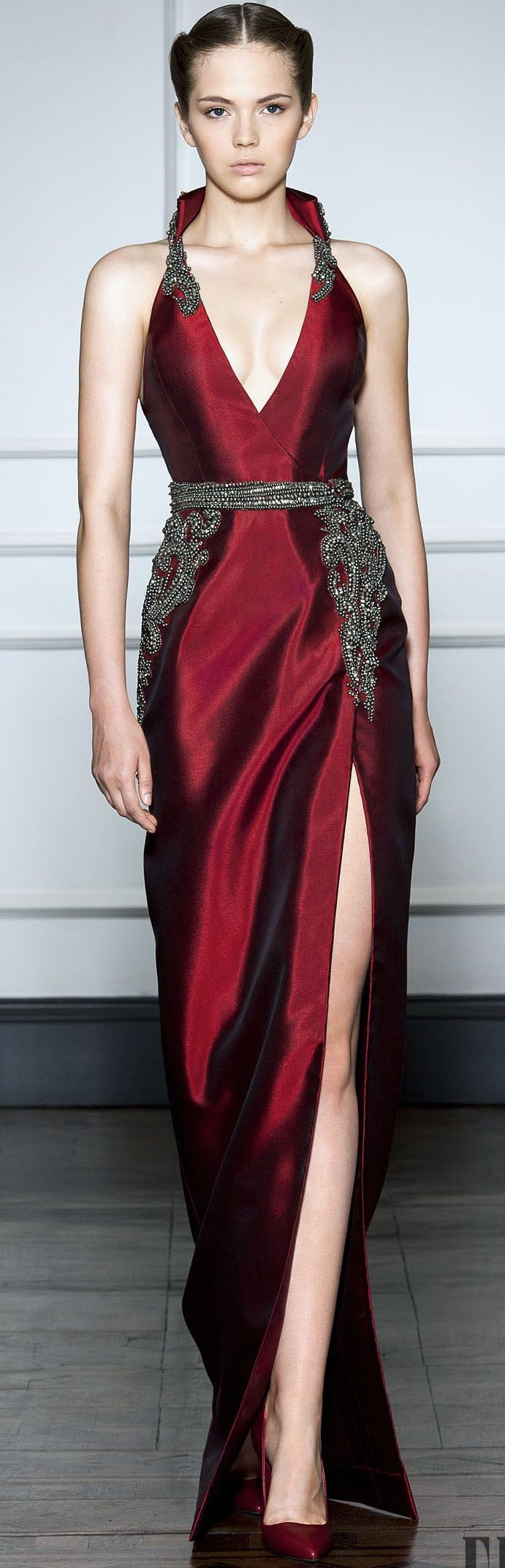 Dilek Hanif Couture FW 2014 - 2015 , from Iryna