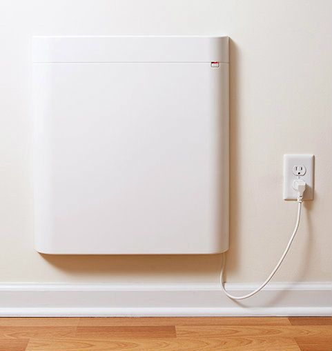 Wall Mounted Electric Heating | Best Electric Heaters Energy Efficient | Envi High-Efficiency Whole Room Electric Panel Heater