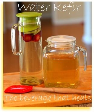 Water Kefir (Foods that Heal)