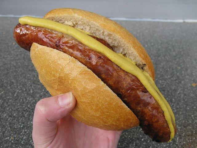 Image result for German Bratwurst