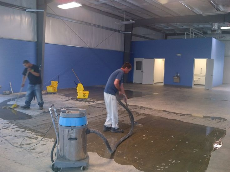 Now that construction has ended and the dust has settled in your new home, it's time for a major cleaning before enjoying the new space.