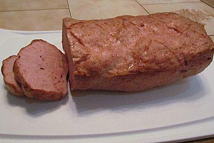 Friedhelms Fleischkäse (Rezept mit Bild) von der-rotter | Chefkoch.de