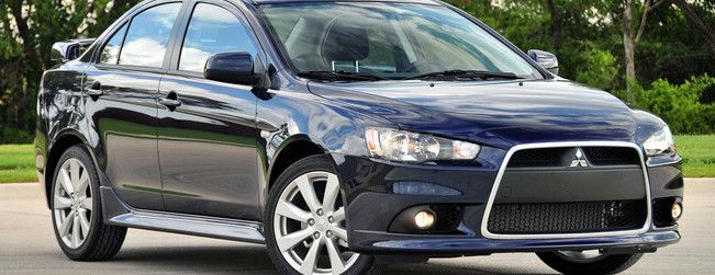 4 Great Features of the 2014 #Mitsubishi Lancer