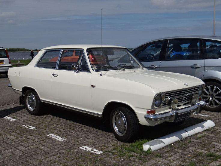 1970 Opel Kadett B