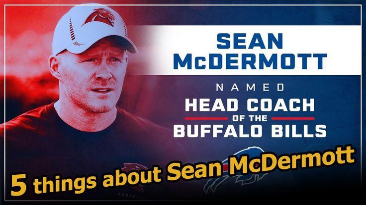 Sean mcdermott bills | sean mcdermott butler | who is sean mcdermott | 5...
