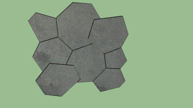 Polígono Cinza - 3D Warehouse