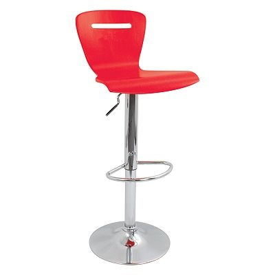 LumiSource H2 Adjustable Bar Stool