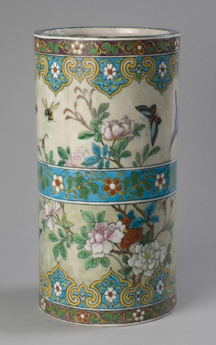 Theodore Deck Floral Vase