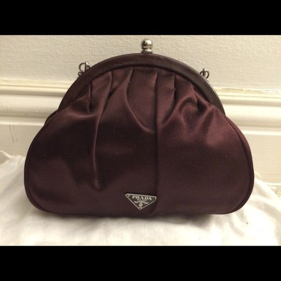 Vintage Style Prada Purse | Cloth Bags, Prada Bag and Mini Bag
