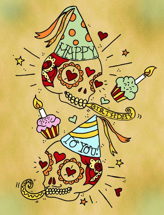 Best 25 happy birthday tattoo ideas on pinterest for Birthday tattoo ideas