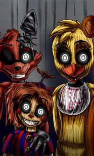 FNAF Wallpapers (Fans) screenshot thumbnail Fnaf