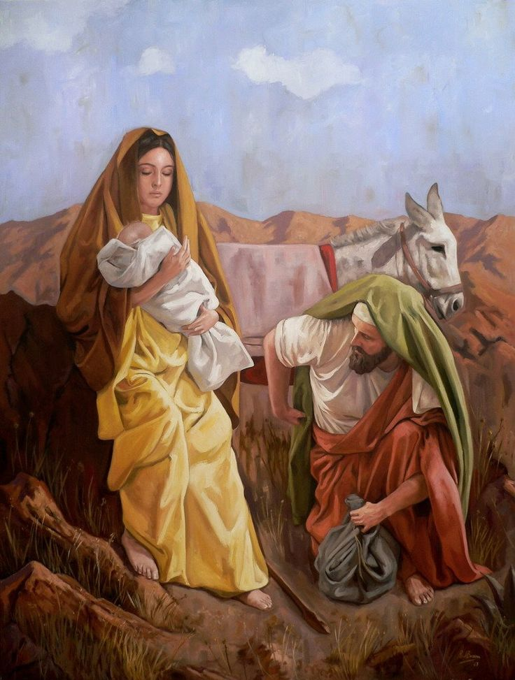 The Holy Family                                                                                                                                                                                 More