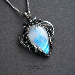 Beautiful Pendant from Liudmila Kuryakova                                                                                                                                                                                 More