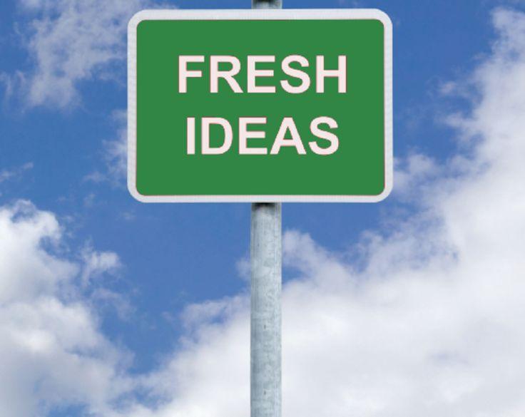 Nieuwe concepten. Ruimte geven aan nieuwe en frisse ideeën, kansen zien en mogelijkheden benutten. Daarbij zorgen voor duurzaam evenwicht.