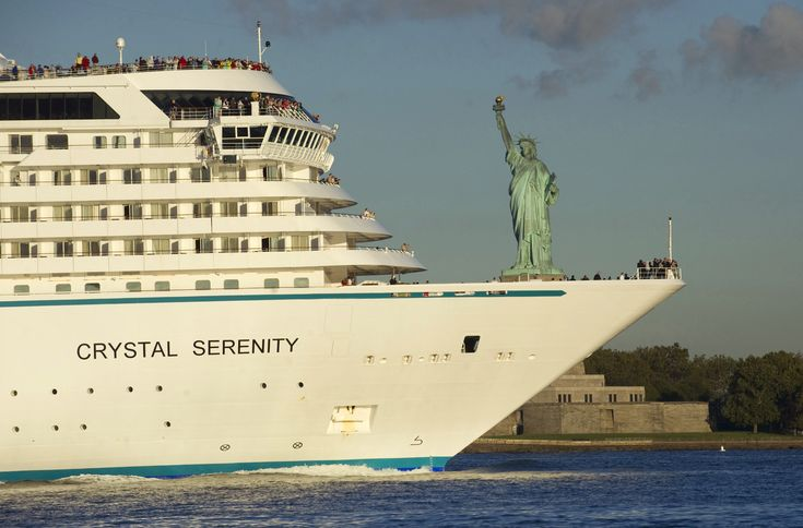 Crystal Cruises Changes Plans....Again