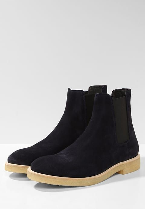 CLOSED CHELSEA - Boots - night blue for £269.99 (24/11/17) with free delivery at Zalando