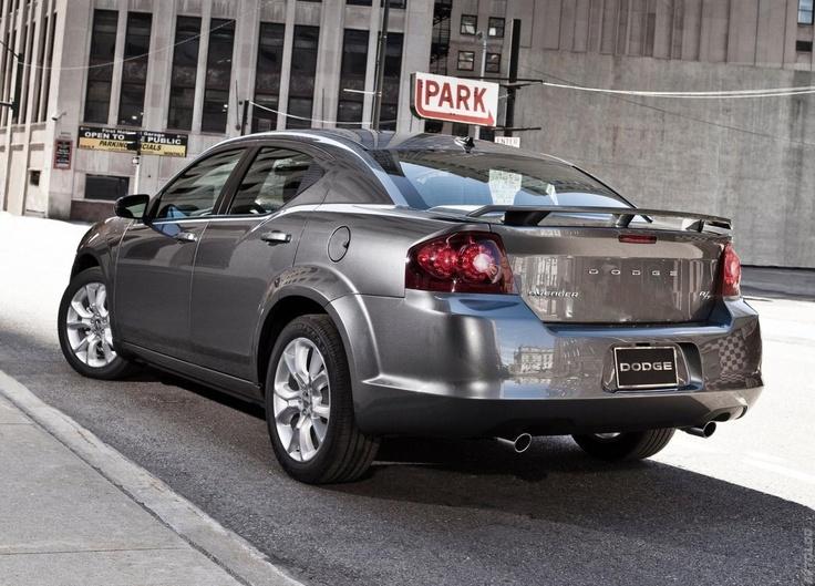 2012 Dodge Avenger RT
