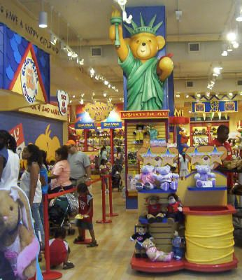 New York City's Biggest Toy Store Adventures for Kids