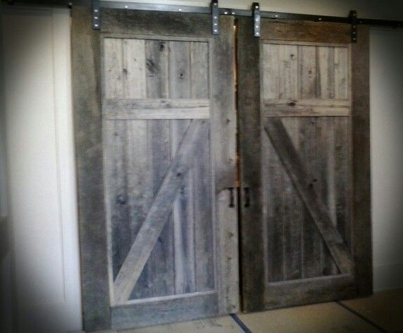 9 Best Images About Barn Doors On Pinterest Sliding Barn Doors Flats And Ash