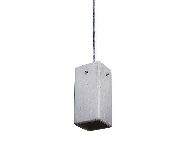 INEST concrete lamp design Urbi et Orbi 2014