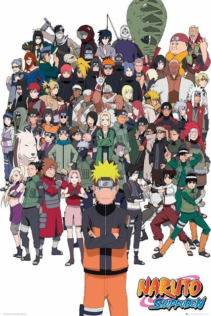 Naruto All Characters Wallpaper Collection Naruto Shippuden Anime Naruto Shippuden Characters Wallpaper Naruto Shippuden