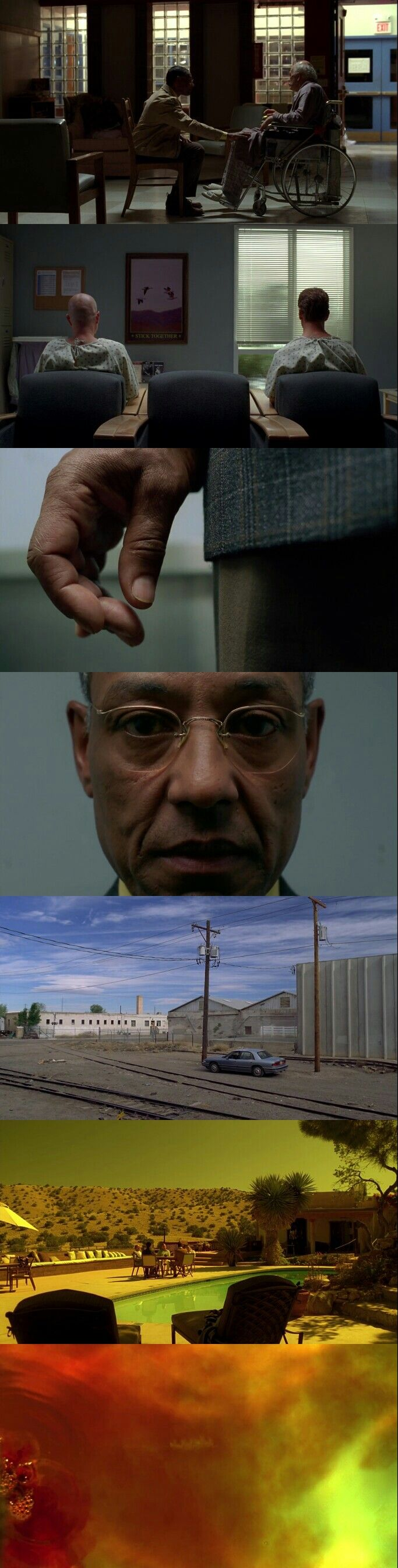 Breaking Bad (2008 - 2013) Season 4 Episode 8: Hermanos