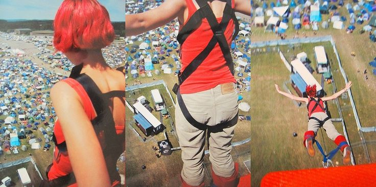 Bungee Jumping, Festival Inspiration