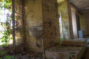 Verlassenes Kloster in Rheinland Pfalz