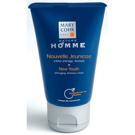 Mary Cohr - Men New Youth Anti Aging Firmness Cream Nouvelle Jeunesse Homme