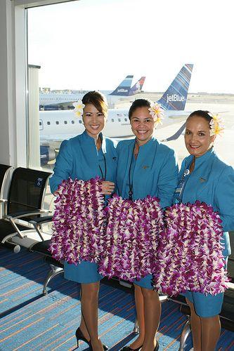 Aloha to JFK
