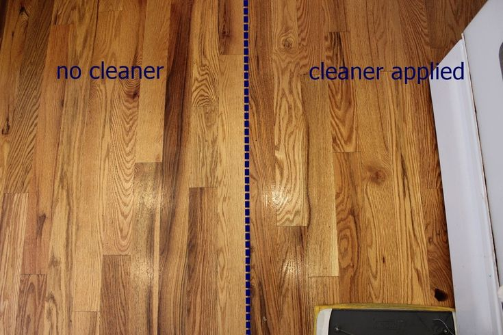 Wood Floor Shiner