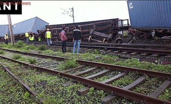 Goods train mishap near Kanpur prompts Suresh Prabhu to order immediate safety review