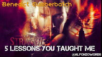 #DoctorStrange aka Benedict Cumberbatch: 5 Lessons...