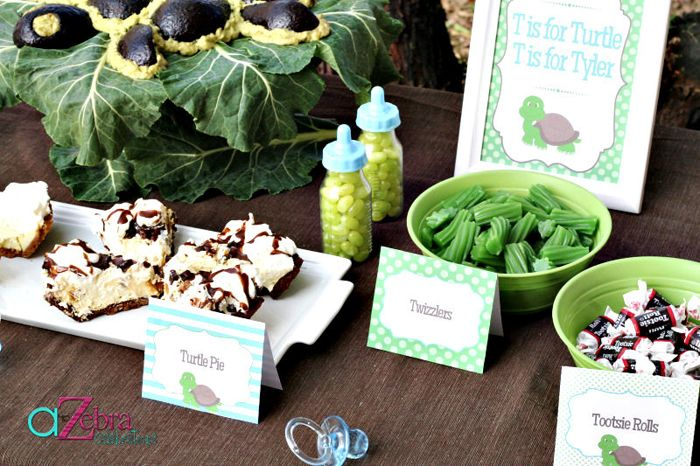1000 Ideas About Turtle Baby Showers On Pinterest